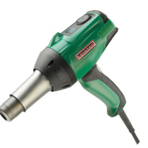 Leister Ghibli AW pistol grip hot air plastic welding hand tool australia green