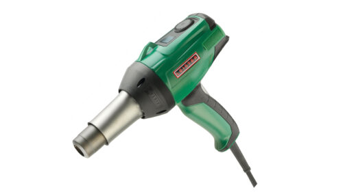 Leister Ghibli AW pistol grip hot air plastic welding hand tool australia green
