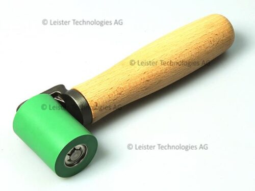 Leister Silicone pressure roller 40mm plastic welding roofing waterproofing