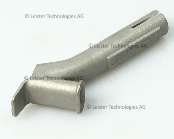 Leister speed welding tape nozzle