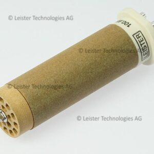 Replacment heating element for Leister TRIAC S hot air hand plastic welding tool.