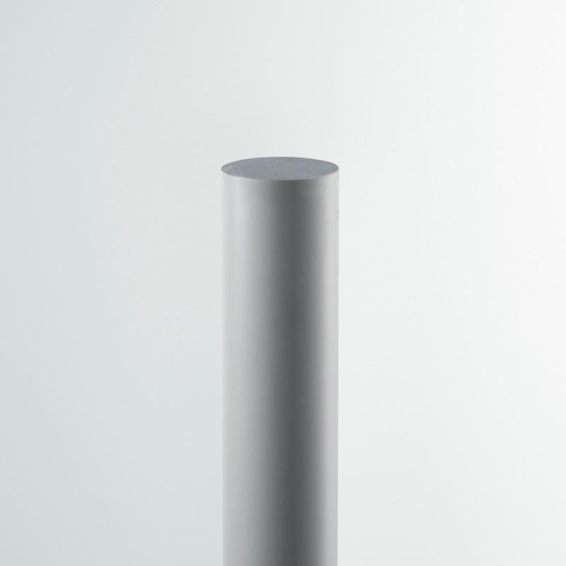 Rigid PVC rod polyvinyl chloride simona trovidur vycom gher engineering plastic