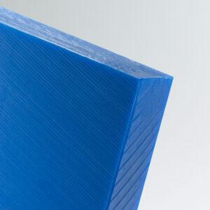 blue uhmwpe sheet ultra high molecular weight polyethylene superlining hopperlining tray lining chute lining simona polystone