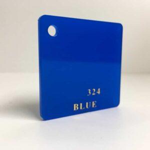 ocean blue Acrylic Sheet 324 plexiglas blue perspex wholesale plastic