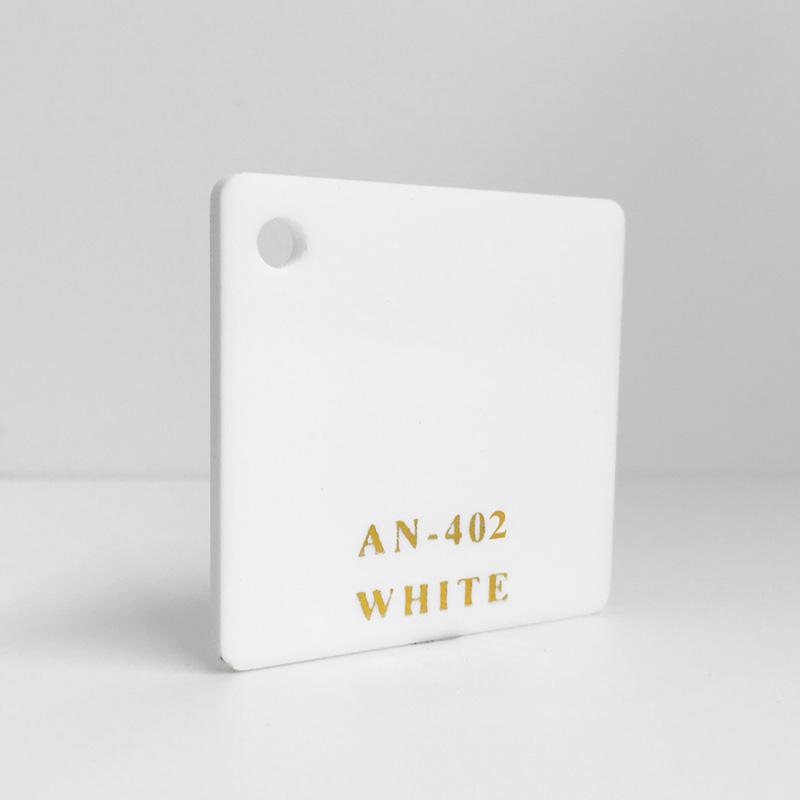 solid white acrylic sheet 402 perspex plexiglas wholesale plastic sheet