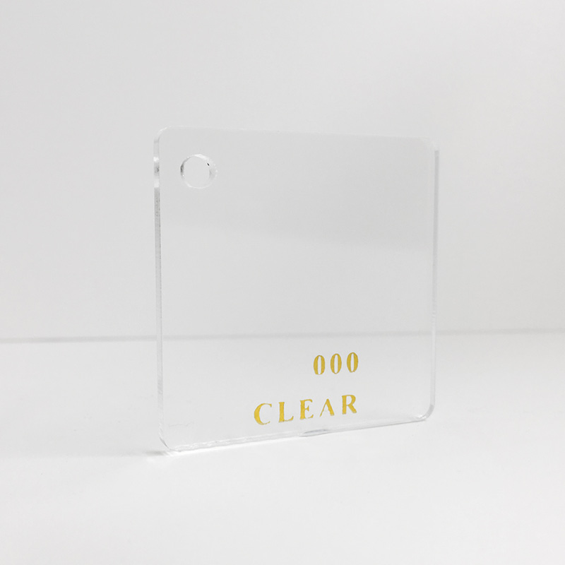 Clear Acrylic Sheet Cut To Size Buy Online At Plastic