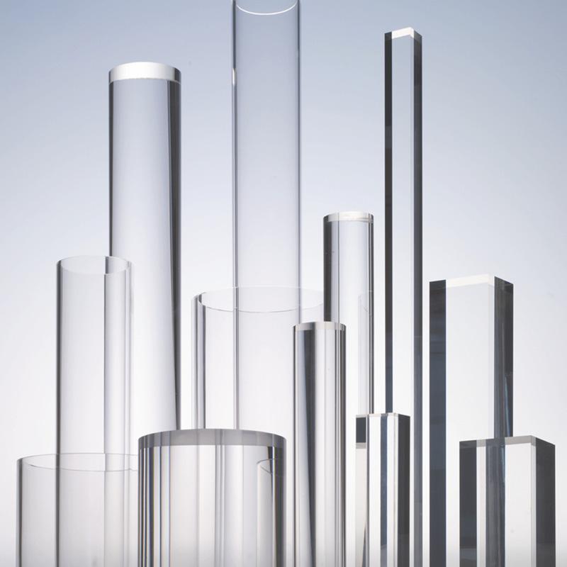clear plexiglas rod acrylic rod perspex acrylite rod