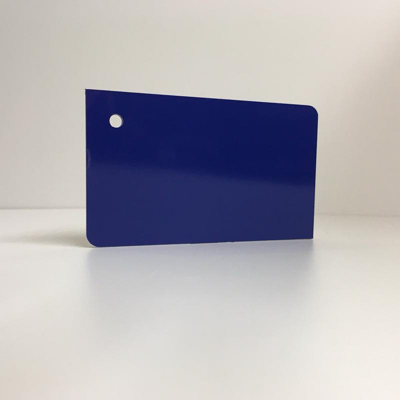 dark blue ACM Panel aluminium composite panel board sandwich board aluplas alucobond signbond