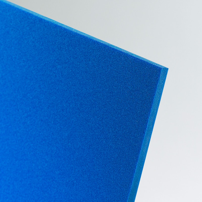 blue foamed pvc foam cut to size wholesale buy online celuka board kycel nycel simopor nanya foamex palight