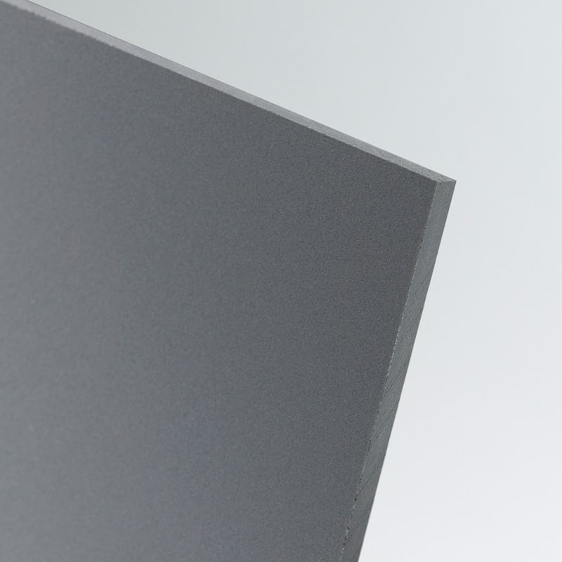 dark grey foamed pvc foam cut to size wholesale buy online celuka board kycel nycel simopor nanya foamex palight
