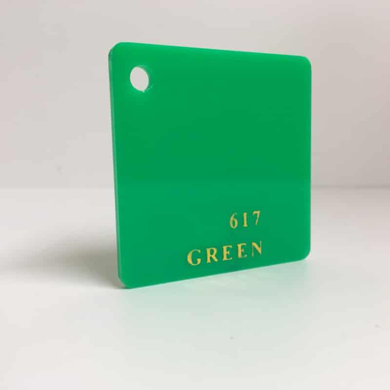 light green Acrylic Sheet 617 plexiglas blue perspex wholesale plastic