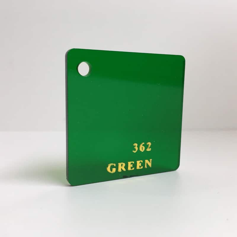 green tint 362 Acrylic Sheet 304 plexiglas clear light green perspex wholesale plastic