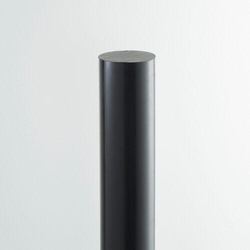 Black HDPE Rod PE 100 High Density Polyethylene sheets simona PE80 PE-UV Polystone 300 GHER PE-HD