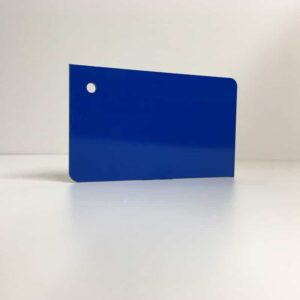 light blue ACM Panel aluminium composite panel board sandwich board aluplas alucobond signbond