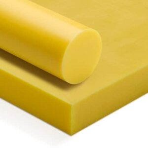 yellow oil filled nylon sheet ensinger polyamide sheet tecast tecamid lubron nylatron ertalon gher zellamid PA
