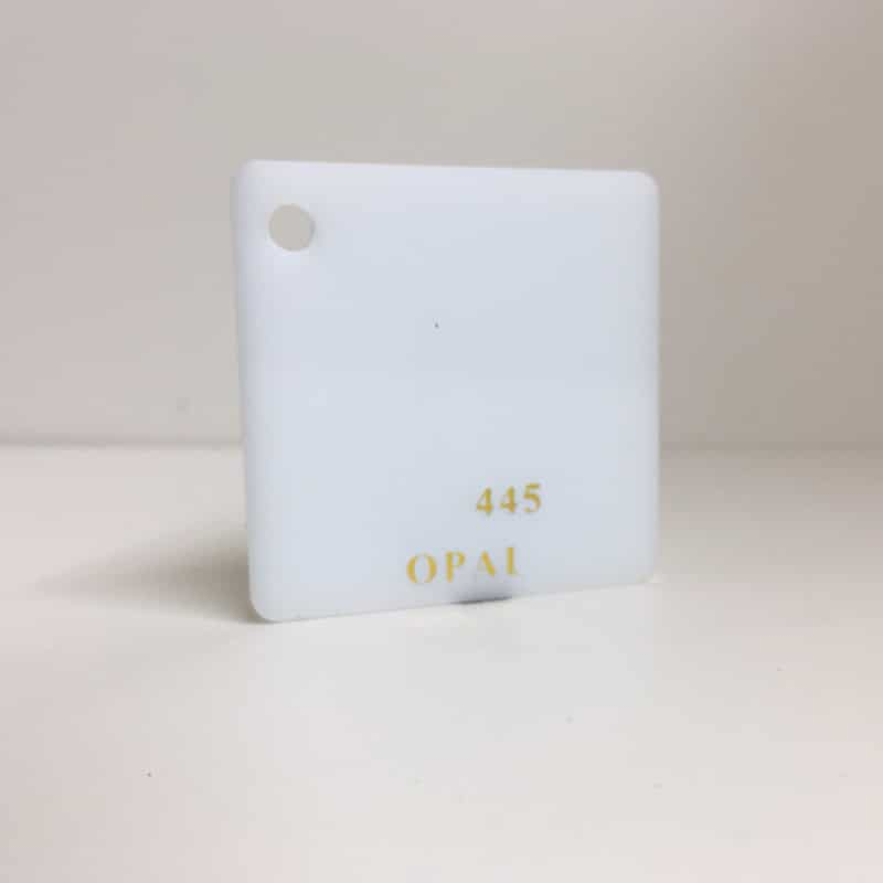 Opal White Acrylic Sheet For Light Box Cut To Size Plastic Warehouse
