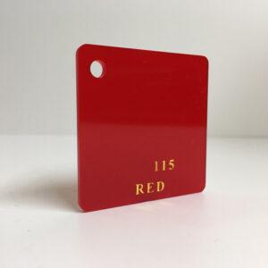 Light red Acrylic Sheet plexiglas light red perspex wholesale plastic