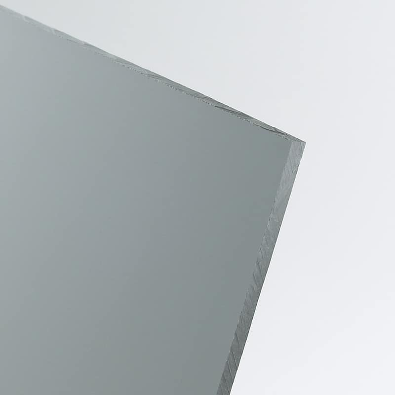 rigid PVC sheet grey polyvinyl chloride simona trovidur vycom gher engineering plastic