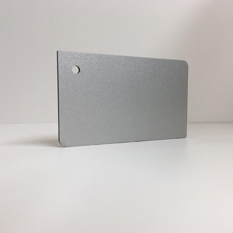 spark silver ACM Panel aluminium composite panel board sandwich board aluplas alucobond signbond
