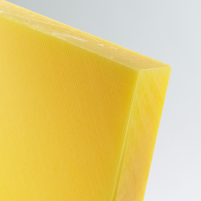 Yellow HDPE Sheet UV Ultra Violet PE 100 High Density Polyethylene sheets simona PE80 PE-UV Polystone 300 GHER PE-HD