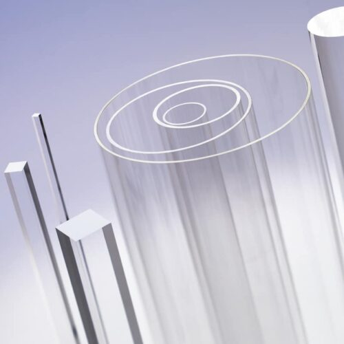 plexiglas clear acrylic tube clear plastic piping perspex tube