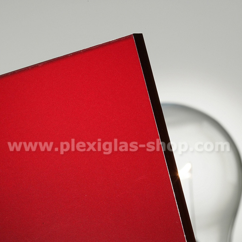 Plexiglas satinice cherry dark red frosted perspex sheet matte finish,red-tint-101,red-tint-102