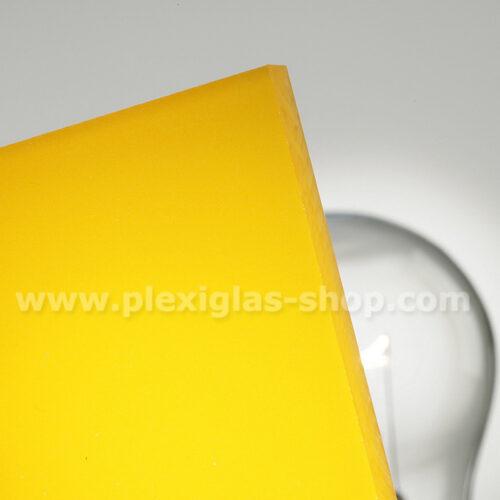 Plexiglas satinice mandarin frosted perspex sheet matte finish--yellow-tint-212,yellow-478