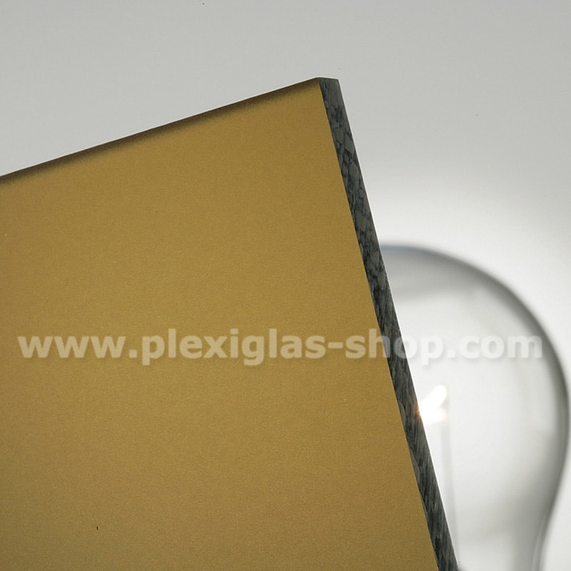 Plexiglas satinice terra brown frosted perspex sheet matte finish