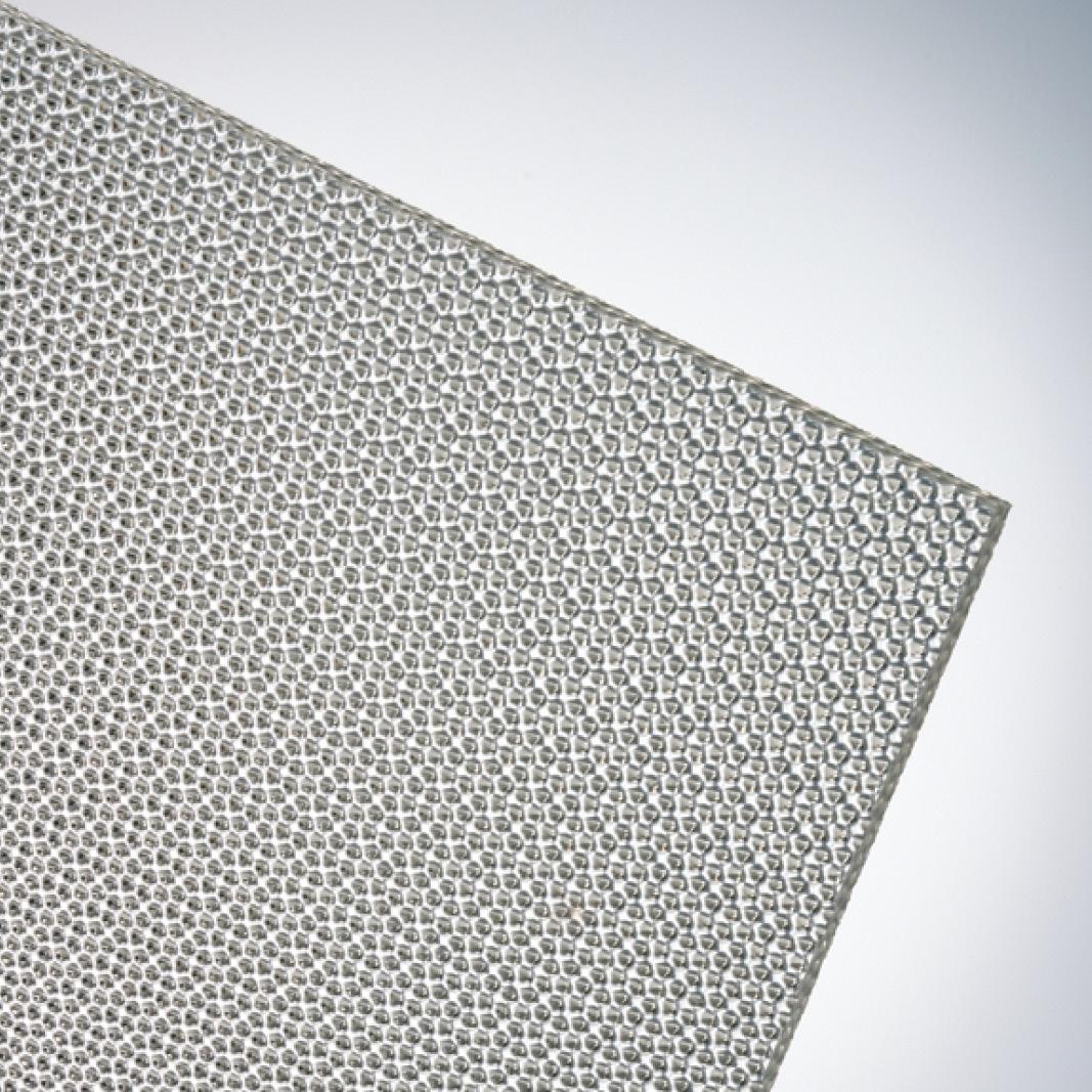 plexiglas studded premium textured acrylic sheet