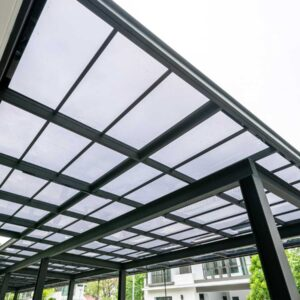 Polycarbonate-Roofing