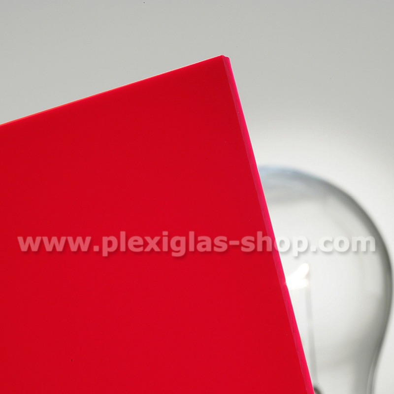 red plexiglas acrylic sheet 3h01