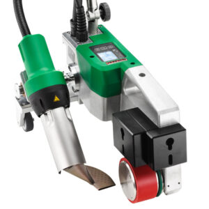 Leister uniroof at roofing membrane welder