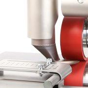 Leister-hemtek-st-plastic-hem-welder-banner-welder-roller-detail